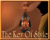 [Key]SUNSET Earrings