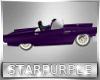 Jumping car purple
