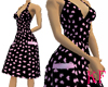 Lucy Purple Hearts Dress