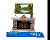 BL Romantic Fireplace
