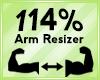 Arm Scaler 114%