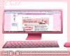 Hello Kitty Pink Desktop