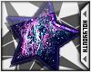 HY|Star Earings Galaxy