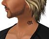Custom Neck Tattoo M