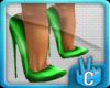 [LF] Tease Heels - Green