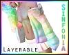 Rainbow Pride Bomber