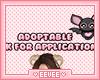 Kids Adoption Sign