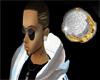 [1M1C] diamond earrings