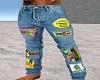 Ryans Kwik E Mart jeans
