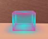 Seat Neon Cube