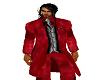 Eric's tux top red