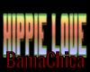 [bp] Hippie Love Sticker