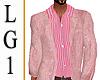 LG1 Pink Blazer & Shirt