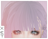 ✘ nilla bangs purple