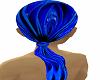 Deep Blue Hair Mens