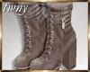 Fall Lined Boots Camel