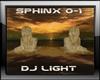 DJ LIGHT Egypt Sphinx