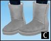 C` Grey UGG
