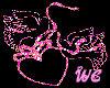 [WC]~Pink Glitter Dove~