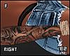 Ez| Right Arm Tattoo