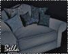 ^B^ Christmas Armchair