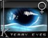 K| Teary Eyes: Blue