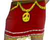 !HC! abby's skirt Red