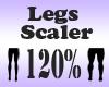 Legs Scaler 120% / M
