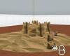 *B Sand Castle