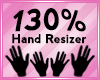Hand Scaler 130%