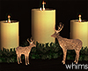 Winter Romance Candles