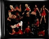 Black and Red Group Pic