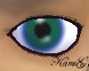 ~K~ Green eyes (M)
