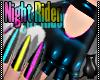 [CS] Nigth Rider Gloves