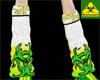 Toxic Wool Sockers
