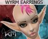 +KM+ WyrmEarrings Silver