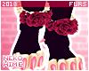 [HIME] Loev Rose Anklet