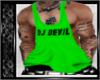 -P- Dj Devil Tank-