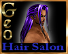 Geo Seph purple black