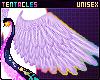 ⭐ Angel Wings Lilac