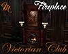 [M Victorian C Fireplace