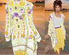 TF* BOHO Yellow Outfit