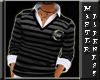 [MD]Cavalli Stripe Black