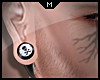 M Earrings►Ast 11