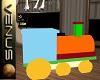 ~V~Wooden Toy Train
