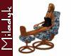 MLK Wood BR Chair