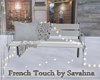 """SAV"" WINTER BENCH"