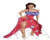 July 4th  Sparkle Dress