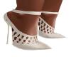 Lupe Cream Heels