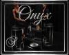 (SL) Onyx Bar Cart